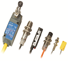 sensors and limit switches
